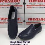 Saeyf by Medshoe (blue black)