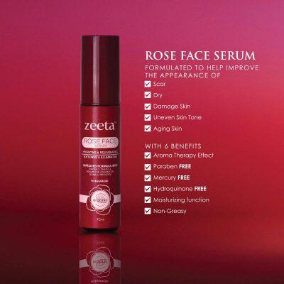 Rose Face Serum